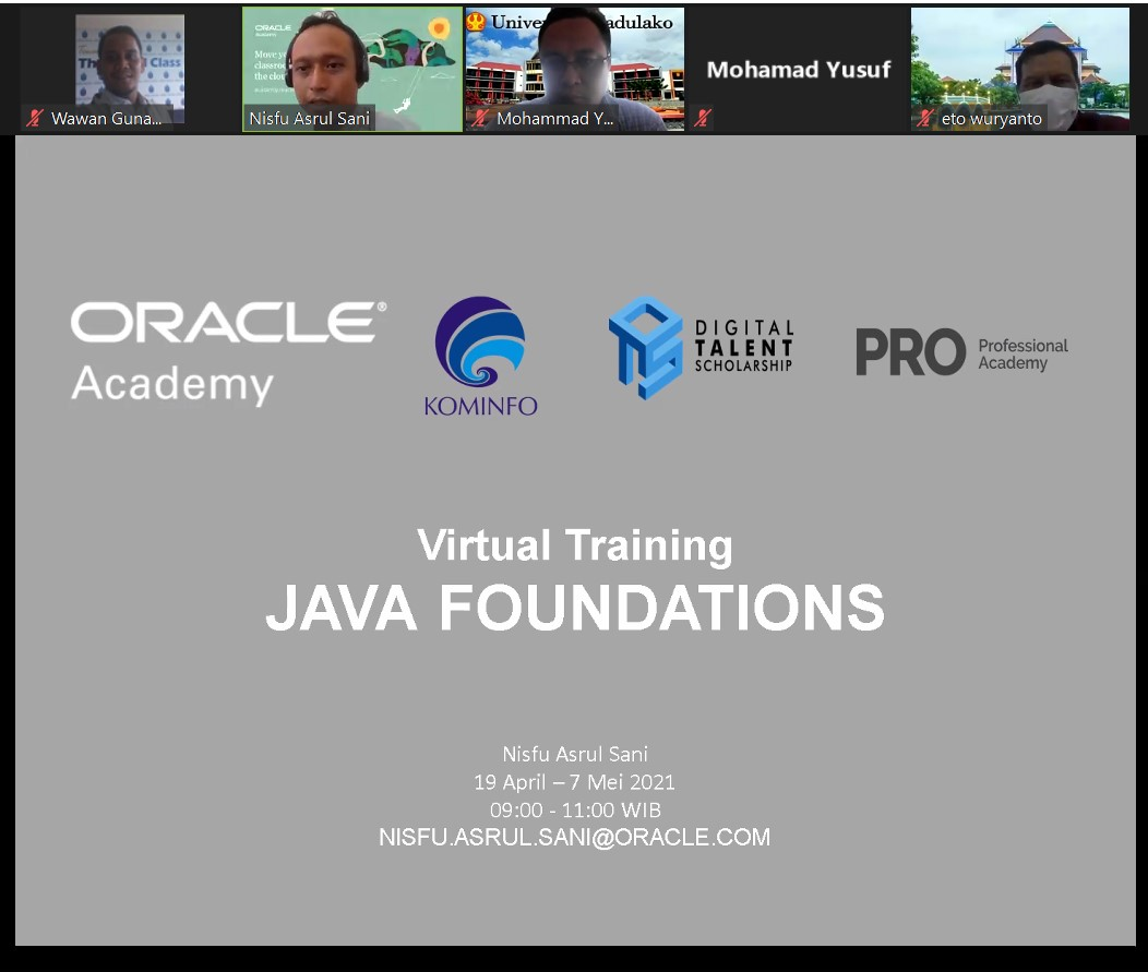 TOT FGA Java Foundations